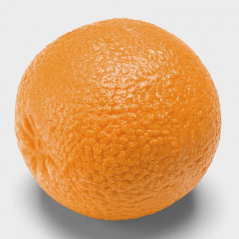 Orangenseifen