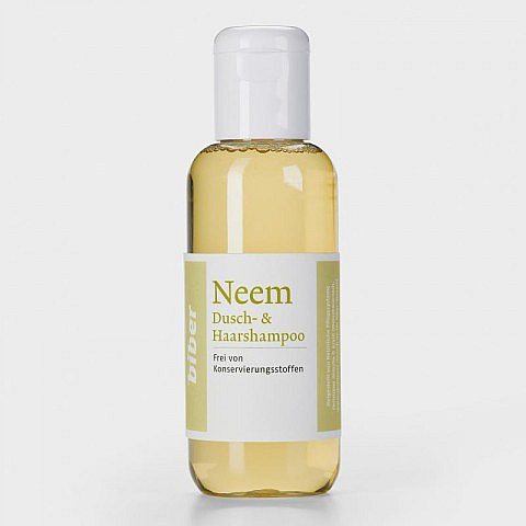 Neem-Dusch- & -Haarshampoo