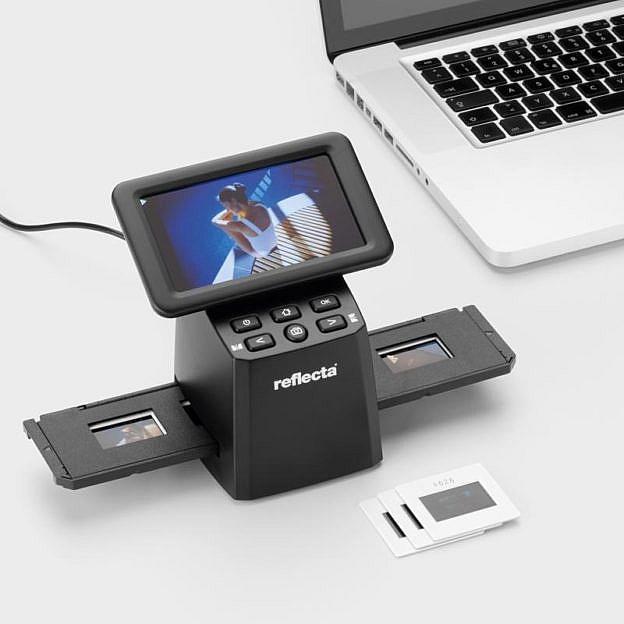 Dia-Film-Scanner, 15,3 Megapixel