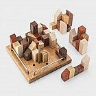 Holzpuzzle Manhattan