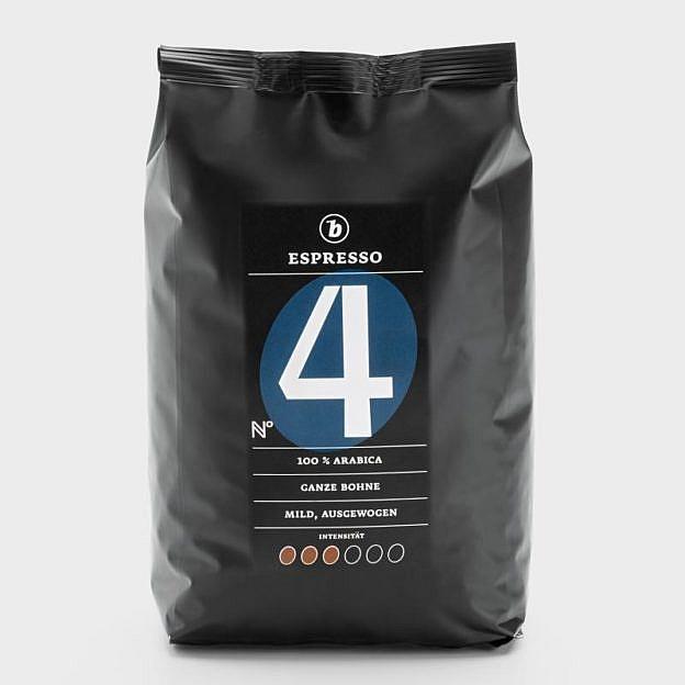 Kaffee No 4 - Stärke 3/6