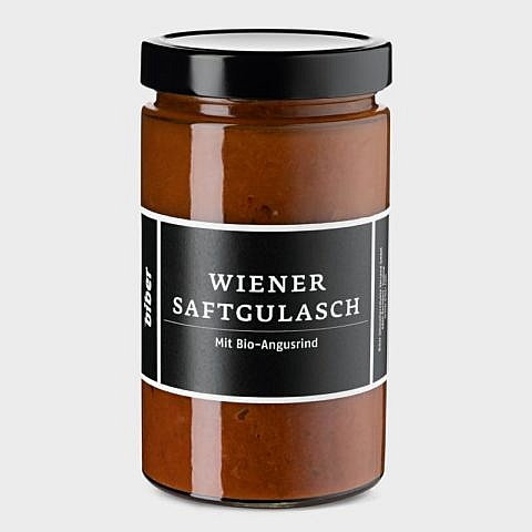 Wiener Saftgulasch vom Bio-Angusrind