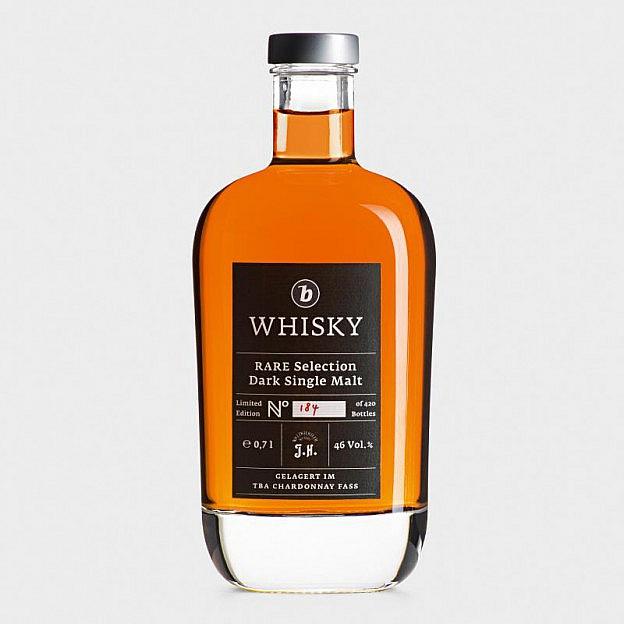 b-Whisky, limitierte Auflage