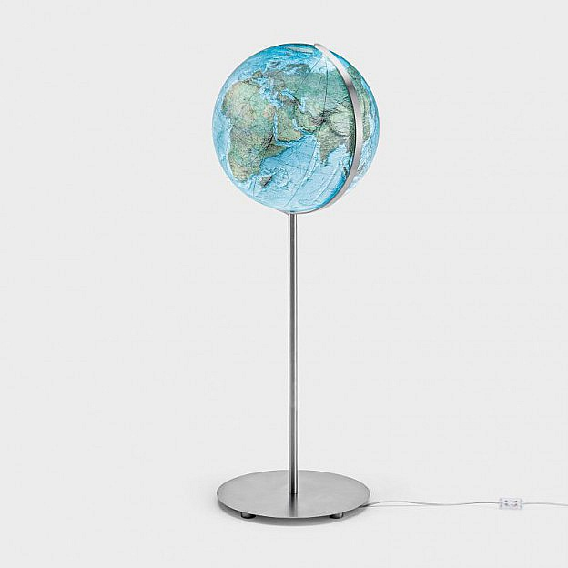 Standglobus Acrylglas beleuchtbar