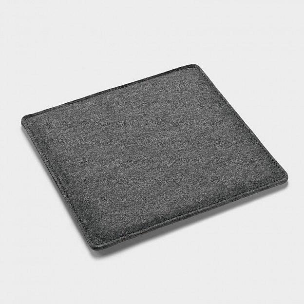 Sitzkissen Filz quadratisch 33 x 33 cm