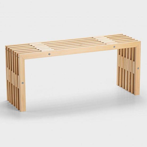 Sitzbank Lärche