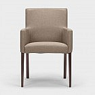 Sessel Stoff Softy, taupe
