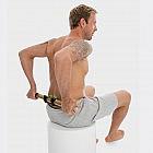 Faszien-Massagegerät, Buche