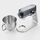 Carrera-Küchenmaschine Aluminium