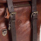 Rucksack Rindsleder Vintage