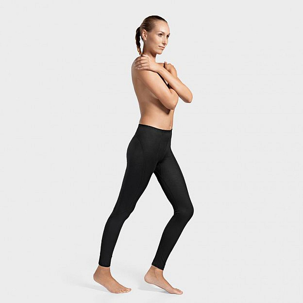 Damen-Funktions-Leggings lang