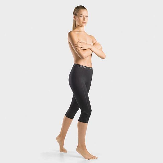 Damen-Funktions-Leggings 3/4