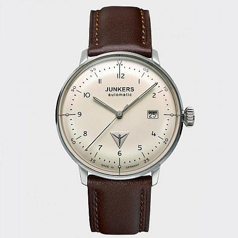 Armbanduhr Junkers Bauhaus Zahlenblatt