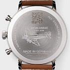 Solar-Chronograph Iron Annie Bauhaus, Automatik