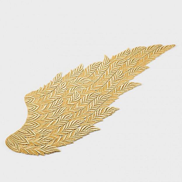 Dekor-Engelsflügel