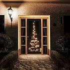 LED-Lichterkettenbaum Haustüre