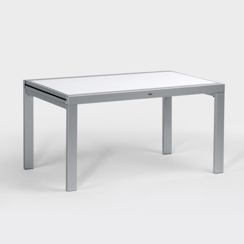 Charmant Gartentisch Aluminium/HPL Ausziehbar 140 Cm Bis 280 Cm