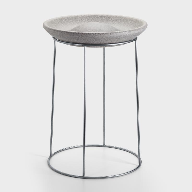 Vogeltränke Granit-Keramik - Biber.ch